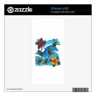 NEW THIS WORLD iPhone 4S DECAL
