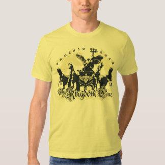NEW- Thy Kingdom Come Shirt