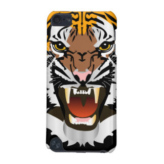 NEW TIGER HEAD iPod TOUCH 5G CASES