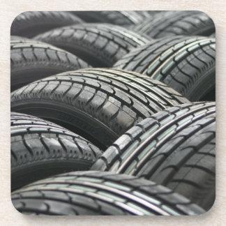 New Tires Coasters