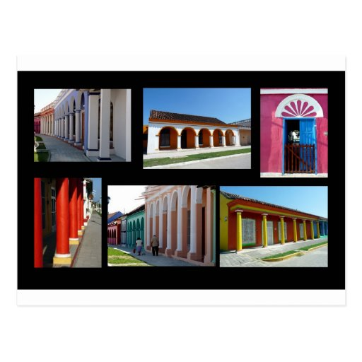 New Tlacotalpan-2011 Post Card