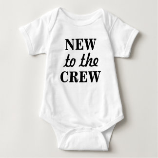 New to the Crew Baby Bodysuit