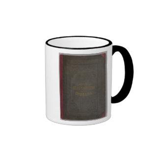 New topographical atlas and gazetteer of Indiana Coffee Mug