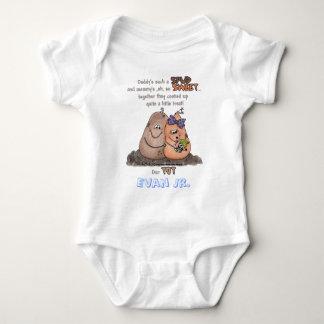 New Tot Baby Bodysuit