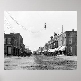 New Ulm: 1880 Poster