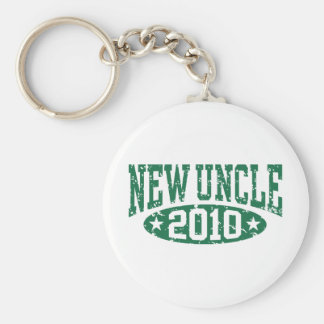 New Uncle 2010 Keychain
