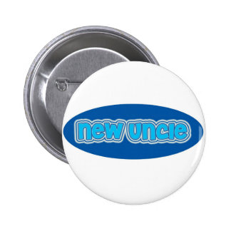 New Uncle 2 Inch Round Button