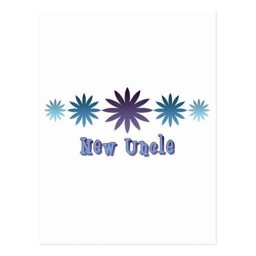 New Uncle Postcards