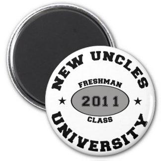 New Uncles 2011 Fridge Magnet