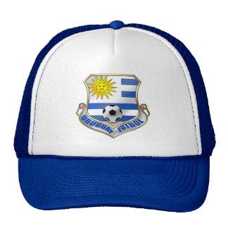 New Uruguay 2010 Fans Futbol badge Trucker Hat
