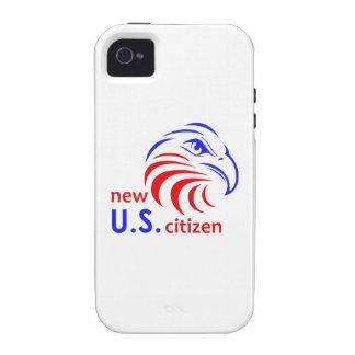 NEW US CITIZEN iPhone 4 CASE