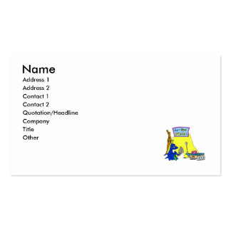 New & Used Rovers Business Card