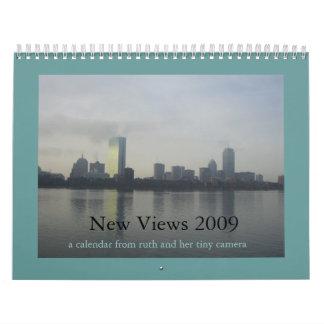 New Views 2009, a calendar from ruth