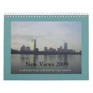 New Views 2009, a calendar from ruth