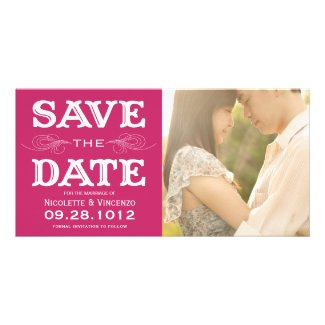 NEW VINTAGE | SAVE THE DATE PHOTO CARD