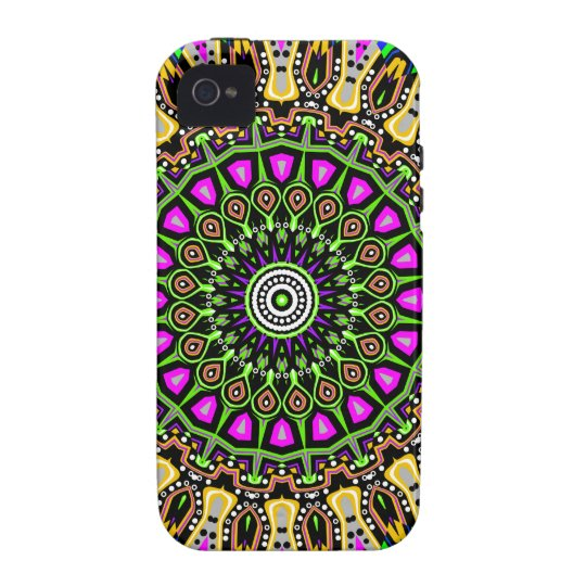 New Vision No 5 Kaleidoscope iPhone 4 Cover