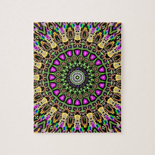 New Vision No 5 Kaleidoscope Puzzle
