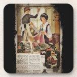 New Washing Maching 1920 Drink Coaster