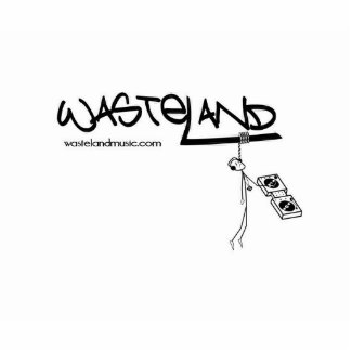 new wasteland logo photo cutout