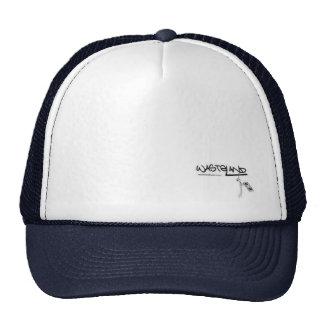 New wasteland logo trucker hat