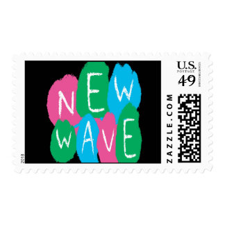 New Wave Graffiti Paint Stamp