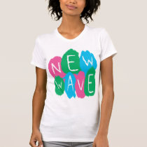 New Wave Graffiti Paint T-Shirt