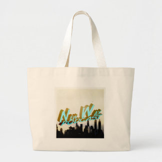 New Wax Podcast Canvas Bag