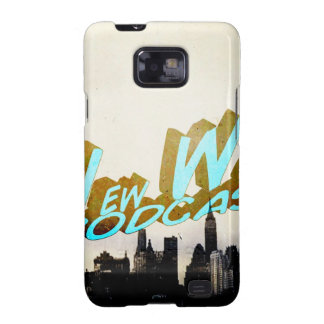 New Wax Podcast Samsung Galaxy SII Covers
