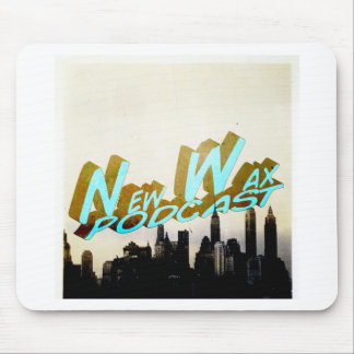 New Wax Podcast Mousepads