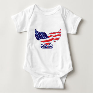 New-Whale-Tail-[Converted] Baby Bodysuit