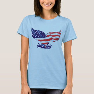 New-Whale-Tail-[Converted] T-Shirt