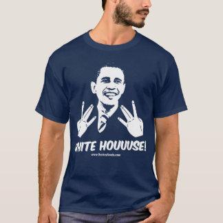 NEW! WHITE HOUUUSE! OBAMA T-SHIRT