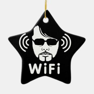 New WiFi spot Ceramic Ornament
