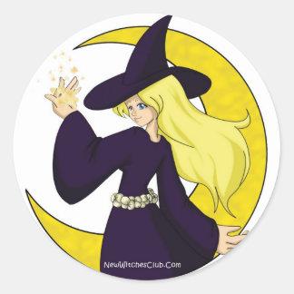 new witch sticker