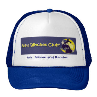 New Witches Baseball Cap Trucker Hat