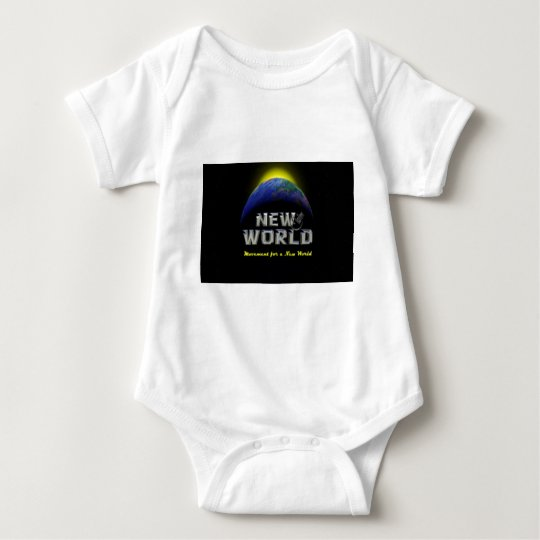 New_world_avatar Baby Bodysuit