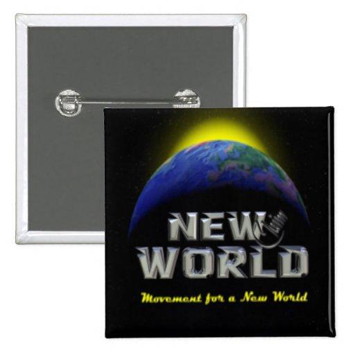New-World_Avatar Pin Cuadrada 5 Cm