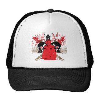 New World Govt Mesh Hat