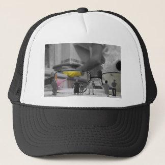 New World - how a views a parent Trucker Hat