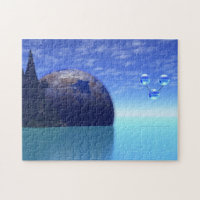 New World jigsaw Puzzle