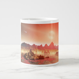 New World Large Coffee Mug
