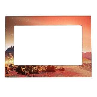 New World Magnetic Picture Frame