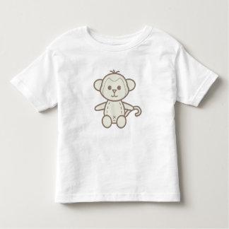 New World Monkey t-shirt (white only)