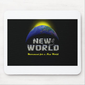 New World Mouse Pad