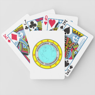 NEW WORLD ODOR PLAYING CARDS