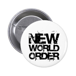 New World Order 2 Inch Round Button