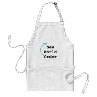 New World Order Apron
