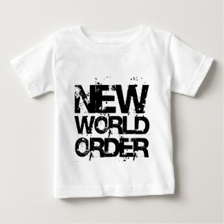 New World Order Baby T-Shirt