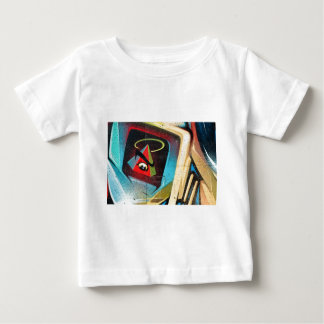 New World Order Graffiti Baby T-Shirt