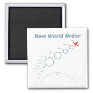 New World Order Magnets
